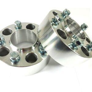 Dystanse przykręcane 30mm 5×120 + Śruby