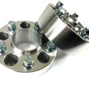 Dystanse przykręcane 35mm 5×120 + Śruby