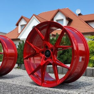 Forzza Oregon 8,5×19 5×120 ET32 72,56 Candy Red