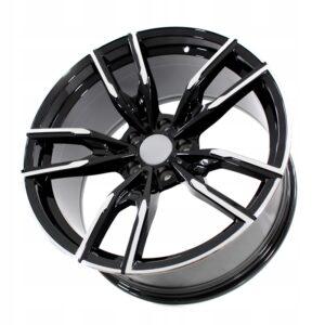 Felgi aluminiowe RACING LINE 818 8.5Jx19 i 9.5Jx19