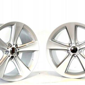 Felgi aluminiowe RACING LINE BK086 8.0Jx17 i 9.0Jx17