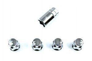 Nakrętki zabezpieczające do felg M12X1,25x35mm Stożek