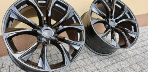 Felgi aluminiowe RACING LINE AA1262 10.0Jx22 i 11.0Jx22