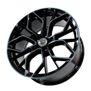 ALURIMS® AR001 8,5×19 5×114,3 ET42 Gloss Black