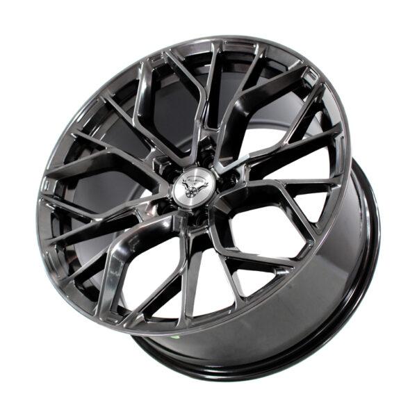 ALURIMS® AR001 8,5x19 5x112 ET25 Hyper Black