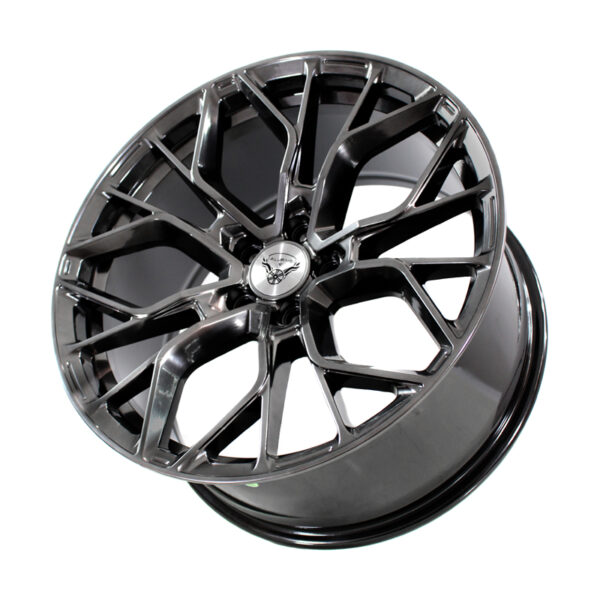 ALURIMS® AR001 8,5x19 5x112 ET35 Hyper Black