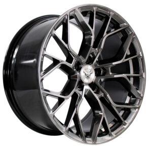 ALURIMS® AR001 8,5×19 5×112 ET25 Hyper Black