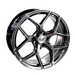 ALURIMS® AR002 8,5×19 5×120 ET32 Hyper Black