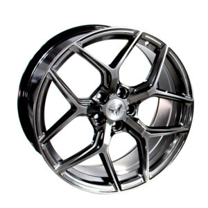 ALURIMS® AR002 9,5×19 5×120 ET38 Hyper Black