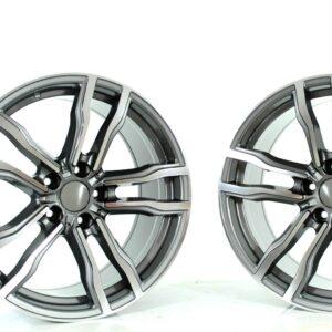 Felgi aluminiowe RACING LINE B183 8.5Jx19 i 9.5Jx19