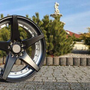 Felgi aluminiowe RACING LINE B966 7.5Jx17
