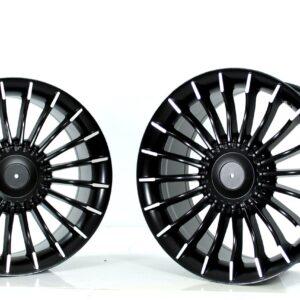 Felgi aluminiowe RACING LINE BK273 8.5Jx18 i 9.5Jx18