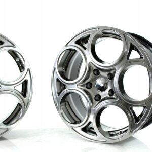 Felgi aluminiowe RACING LINE BK360 7.5Jx17