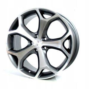 Felgi aluminiowe RACING LINE BK386 6.5Jx16