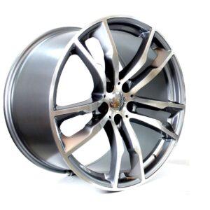 Felgi aluminiowe RACING LINE BK5053 10.0Jx20 i 11.0Jx20