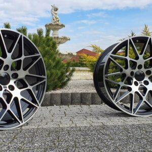 Felgi aluminiowe RACING LINE BK5167 8.5Jx19 i 9.5Jx19