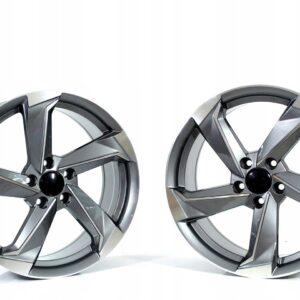 Felgi aluminiowe RACING LINE BK5185 7.5Jx17