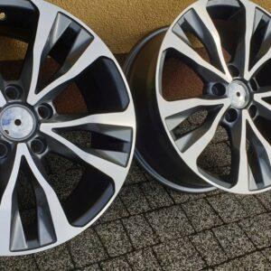 Felgi aluminiowe RACING LINE BK5212 6.5Jx16