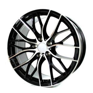Felgi aluminiowe RACING LINE BK796 8.5Jx19 i 9.5Jx19