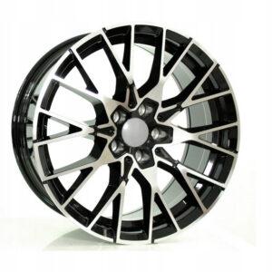 Felgi aluminiowe RACING LINE BK806 8.0Jx18 i 9.0jx18