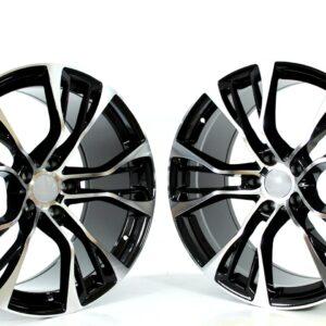 Felgi aluminiowe RACING LINE BK851 10.0Jx20 i 11.0Jx20