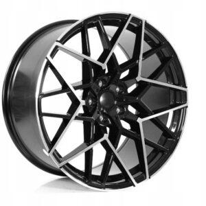 Felgi aluminiowe RACING LINE BY1383 8.5Jx20 i 9.5Jx20