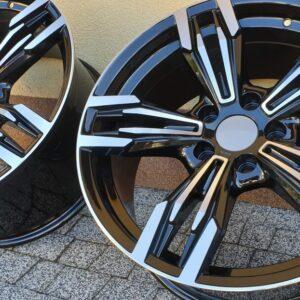 Felgi aluminiowe RACING LINE BY981 8.5Jx19 i 9.5Jx19