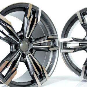 Felgi aluminiowe RACING LINE BY983 8.5Jx19 i 9.5Jx19
