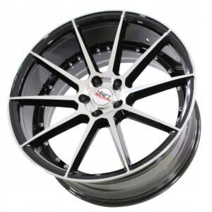 Felgi aluminiowe RACING LINE Drift 8.5Jx20 i 10.0Jx20