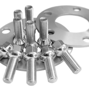Dystanse AUDI 5mm Rozstaw 5X112 57,1 + Śruby