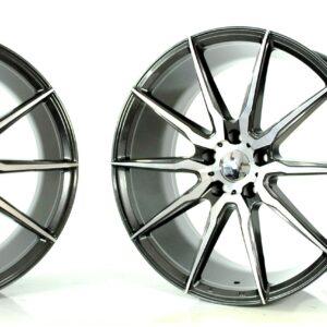 Felgi aluminiowe RACING LINE F539 8.5Jx19 i 9.5Jx19