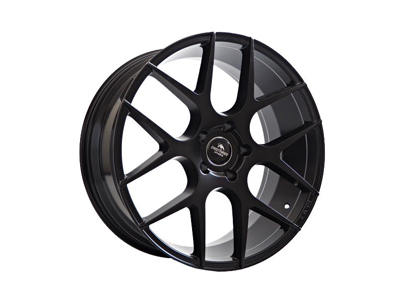 Forzza Ambra 10,5×20 5×120 Satin Black