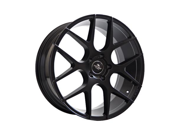 Forzza Ambra 9x20 5x120 Satin Black