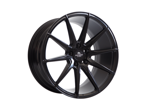 Forzza City 8,5x19 5x120 Satin Black