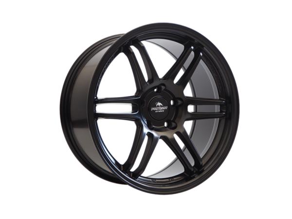 Forzza Corso 9x18 5x120 Satin Black