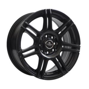 Forzza Nova 6,5×15 4×100 Satin Black