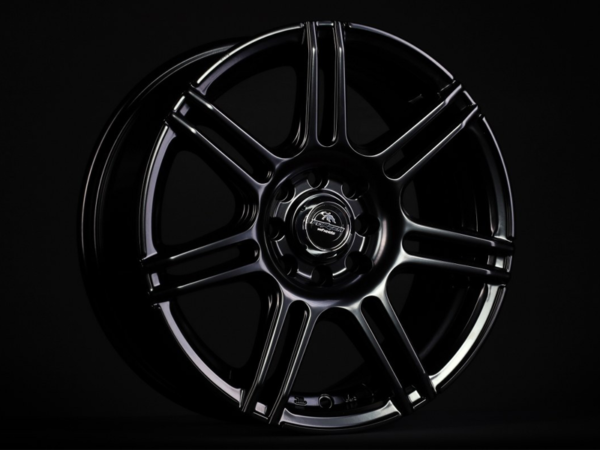 Forzza Nova 6,5x15 4x108 Satin Black