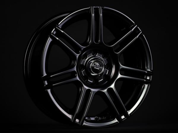 Forzza Nova 6,5x15 4x100 Satin Black