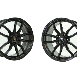 Forzza Sigma 8,5×19 5×120 ET32 Black Magic