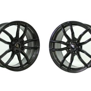Forzza Sigma 9,5×19 5×120 ET38 Black Magic