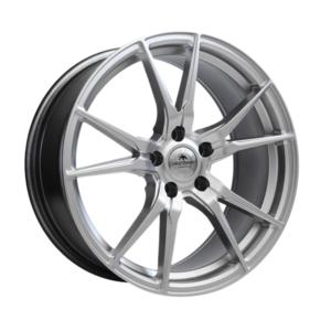 Forzza Ultra 8×18 5×112 ET40 66,45 Hyper Silver