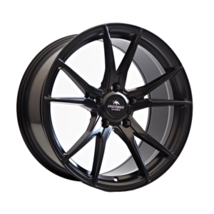Forzza Ultra 9×18 5×120 ET38 72,56 Satin Black