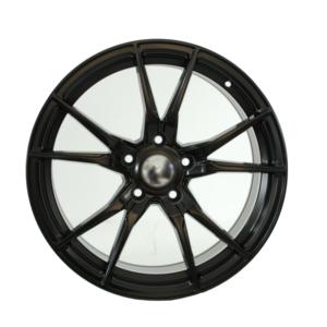 Forzza Ultra 9×20 5×112 ET35 66,45 Satin Black