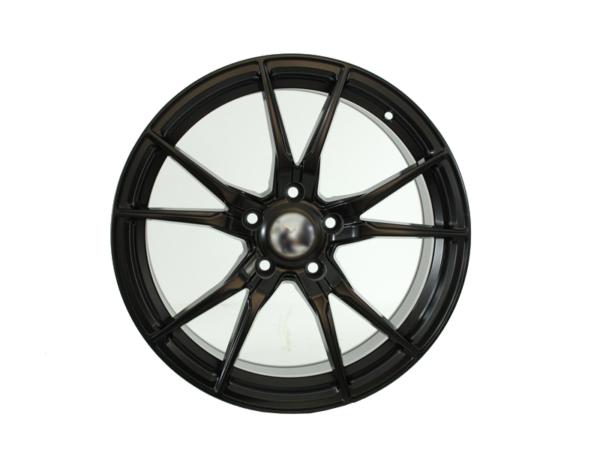 Forzza Ultra 9x20 5x112 Satin Black