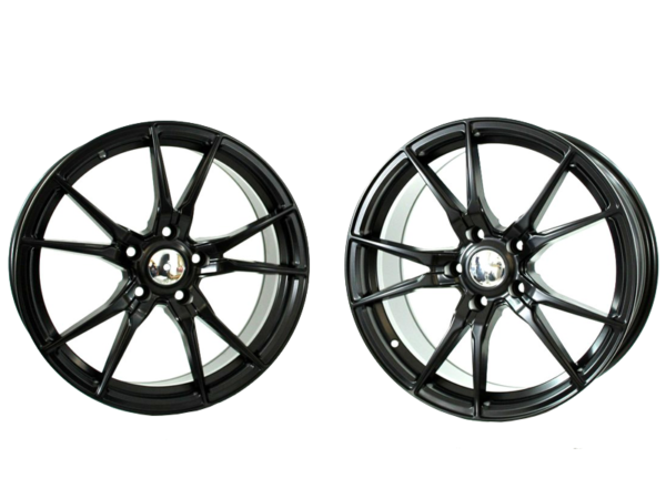 Forzza Ultra 10x20 5x112 Satin Black