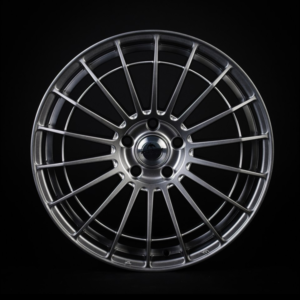 Forzza Velvet 8×18 5×112 ET45 66,45 Dark Graphite