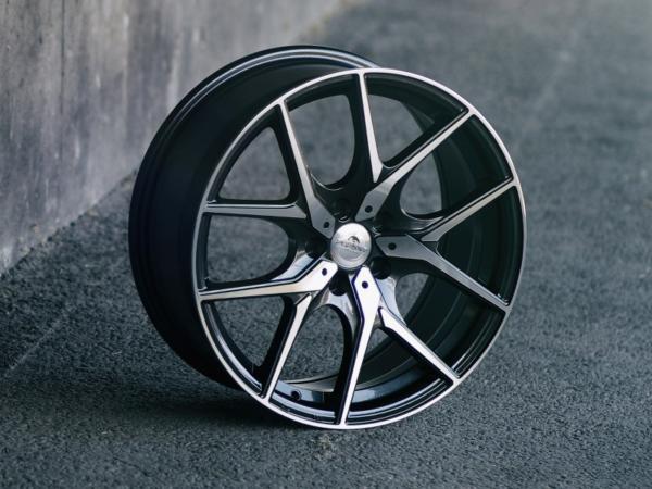 Forzza Vision 7,5x17 5x100 Grey