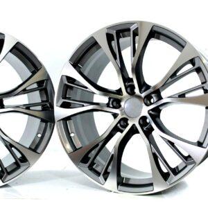 Felgi aluminiowe RACING LINE G244 10.0Jx21 i 11.5Jx21