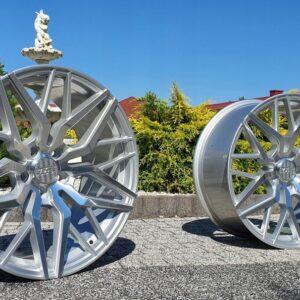 Felgi aluminiowe HAXER HX035 8.5Jx20 i 10.0Jx20