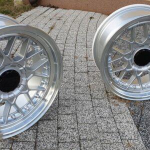 Felgi aluminiowe RACING LINE LU1880 7.5Jx17